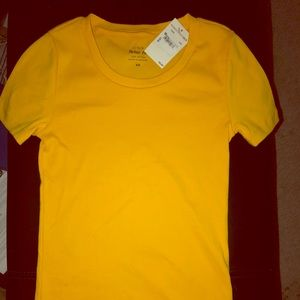 J Crew perfect fit -  cotton T-shirt